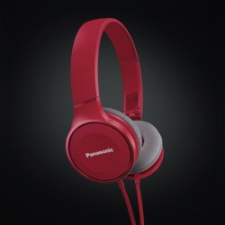 Auriculares Panasonic RP-HF100E-P Rosa Auriculares de diadema
